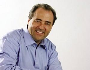 Antonio Di Pietro - Segretario dell'Italia dei Valori