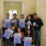gruppo alla conferenza stampa del Calabria Day 2012