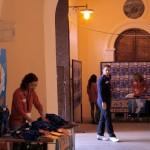 Vivere il Calabria Day - i ragazzi del Team pronti per accogliere gli oltre mille studenti