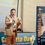 Vivere il Calabria Day - Apre la giornata il Sindaco di Lamezia Terme - Gianni Speranza