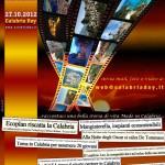 Una ulteriore copertina di lancio del Calabria Day 2012