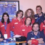 Ecco alcuni ragazzi del team del Calabria Day