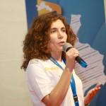 Scatti da Calabria Day - Anna Laura Orrico da il benvenuto