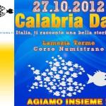 La copertina web del Calabria Day 2012