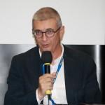 Spazio Ricomincio da Sud - Gilberto Floriani durante la presentazione del libro