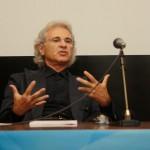 Spazio Ricomincio da Sud - Lino Patruno durante la presentazione del libro
